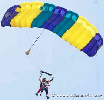Weyburn 'exceeds expectations' for skydiving club   Weyburn Review - Weyburn Review
