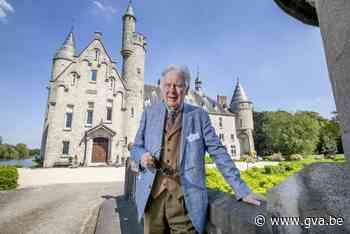 """Binnenkijken in kasteel van Bornem van graaf Marnix de Sainte Aldegonde: """"Ik woon in een levend schilderij"""" - Gazet van Antwerpen"""