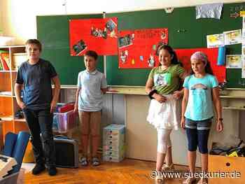 Bonndorf: Mülltrennung für Umwelt: Schüler machen in der Schule auf die Gefahren aufmerksam - SÜDKURIER Online
