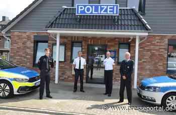 POL-CE: Polizeidienstgebäude in Hermannsburg eingeweiht - Presseportal.de