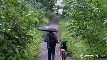 Unwetter und Starkregen: Land unter in Kraichtal - RTL Online