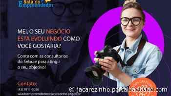 Sebrae Jacarezinho oferece consultoria gratuita para MEI e ME - Portal da Cidade Jacarezinho
