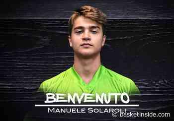 SERIE B UFFICIALE - Manuele Solaroli ai Legnano Knights - Basketinside