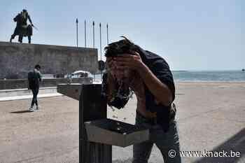 Historische hittegolf in Griekenland: tot 46 graden