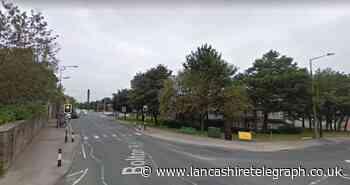 Police close part of Bolton Road in Darwen following crash