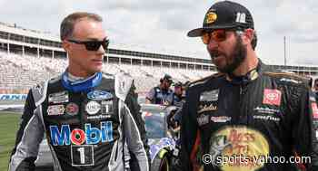NASCAR hiatus: Drivers would like to make it a regular thing