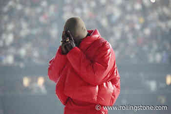 Kanye West Announces 'Donda' Album-Listening Event — Again