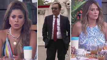 Galilea Montijo y Andrea Legarreta reaccionan a la millonaria deuda de la hospitalización de Sammy Pérez - Las Estrellas TV