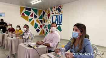 Anna Lorena recepciona Consórcio Intermunicipal de Saúde do Cariri em reunião com prefeitos da região - HORA 7