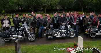 North East Falklands heroes who lost their lives honoured with Ride of Respect