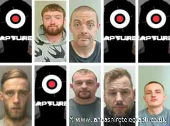 Two more of Lancashire's most wanted men finally captured