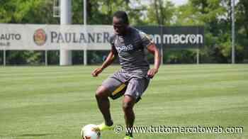 TMW - Badu riparte dalla Cina. L'ex Udinese e Verona ha definito il passaggio al Qingdao FC - TUTTO mercato WEB