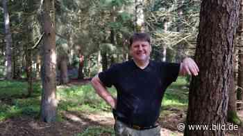 Clwyd Owen gibt Survival-Tipps - Der Wald - mein Retter - BILD