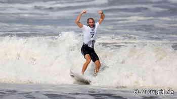 Olympia 2021: Owen Wright: Surfer gewinnt Bronze nach Hirnblutung vor sechs Jahren - RTL Online