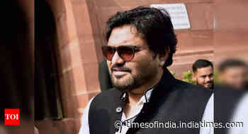 BJP's Babul Supriyo announces exit from politics, says will also resign as MP