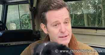 Matt Baker excites viewers with big Our Farm in the Dales news