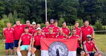 Detmolder Duo mit Platz acht bei Fußballgolf-WM   Lokale Nachrichten aus Detmold - Lippische Landes-Zeitung