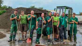 Hochwasser in Ahrweiler: Unternehmen aus Werl und Ense helfen Flutopfern - soester-anzeiger.de