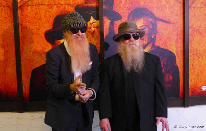 ZZ Top's Billy Gibbons recalls Dusty Hill's health struggles prior to his death