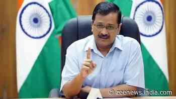 Delhi CM Arvind Kejriwal: 50% of eligible population got at least 1 jab