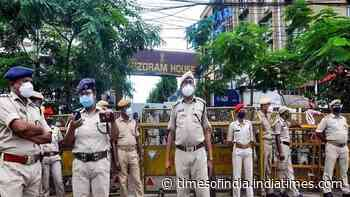 Assam-Nagaland sign pact to resolve border dispute