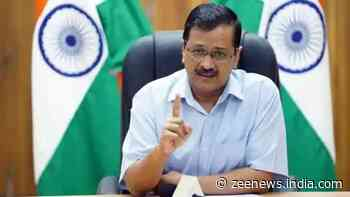 50% of Delhi`s eligible population has got at least one dose of COVID vaccine: CM Arvind Kejriwal