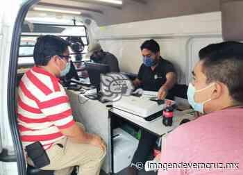Continúan trámites de licencia de conducir en Nanchital - Imagen de Veracruz