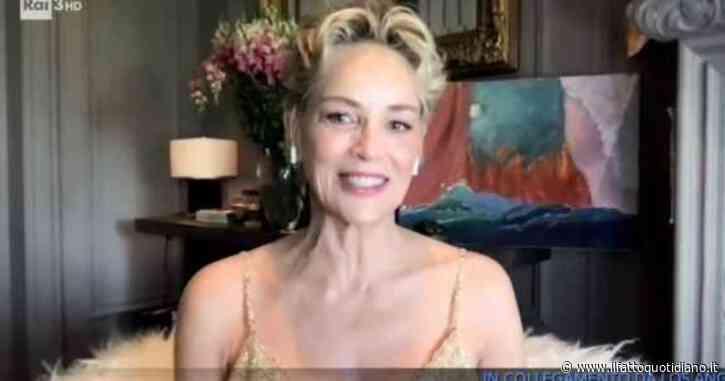 Sharon Stone chiede che sul set tutti siano vaccinati: la produzione minaccia di escluderla