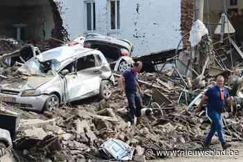 Zedelgem schenkt 5.000 euro aan slachtoffers van overstromin... (Zedelgem) - Het Nieuwsblad