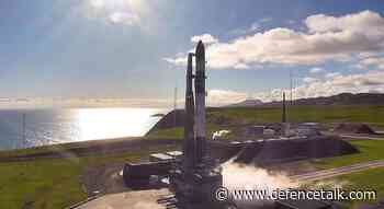 Rocket Lab launches US Space Force mission