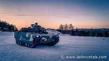 Finland Upgrades CV90 Fleet, Extending Capabilities Into the 2030s