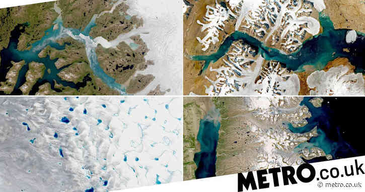 Greenland lost enough ice in one day to cover Florida in two inches of water