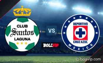 Cuándo juegan Santos Laguna vs. Cruz Azul por la Liga MX | Torneo Grita México Apertura 2021 | Fecha, hora ... - Bolavip México