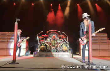 ZZ Top Play First Concert Since Bassist Dusty Hill's Death