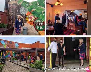 Farnworth: Inside refurbished Market Hotel after £500k investment - The Bolton News