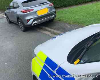 """Kia Ceed recovered by police in Breightmet after """"burglary"""" - The Bolton News"""