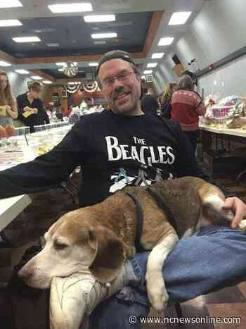 Pet project Adopted beagle, volunteer transport thousands of animals to loving homes - New Castle News