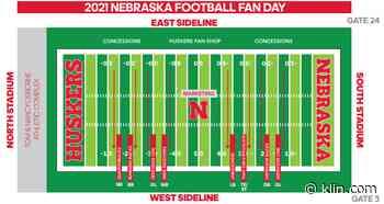 Nebraska Football Fan Day Health and Safety Guidelines - KLIN