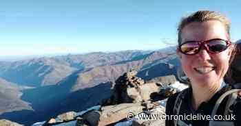 Police drones scour mountains as investigation continues into hiker's death