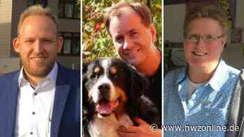 Kommunalwahl in Edewecht: Drei Kandidaten stellen sich bei Podiumsdiskussion vor - Nordwest-Zeitung