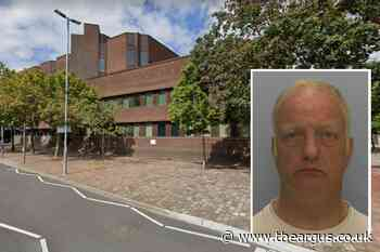 Worthing man jailed for sexual assaults on young girl