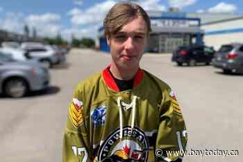 Voodoos ink Battalion draft pick - North Bay News - BayToday.ca
