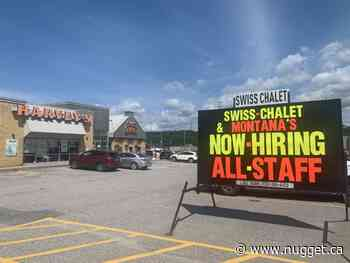 North Bay area employers struggle to find employees - The North Bay Nugget