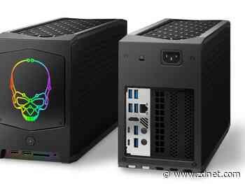 Intel unleashes Beast Canyon NUC 11 Extreme gaming desktop kit