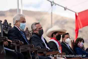 Alberto Fernández concluye su visita a Perú y regresa a Buenos Aires - LA NACION
