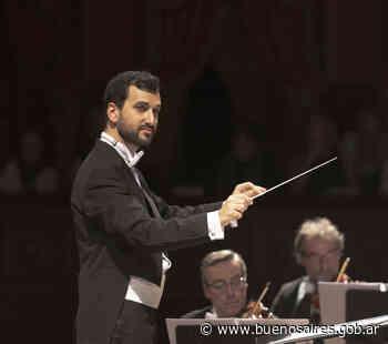 La Orquesta Filarmónica de Buenos Aires ofrece su segundo concierto del mes - buenosaires.gob.ar