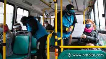 Ciudad de Buenos Aires: el transporte público por etapas - ámbito.com