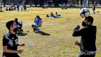 La Ciudad de Buenos Aires anuncia nuevas flexibilizaciones con un plan de aperturas graduales - Télam