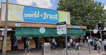 Sydney fruit shop placed on exposure sites list again in late night update - 9News