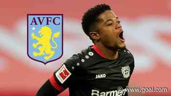 Aston Villa reach £30m agreement to sign Bailey from Bayer Leverkusen